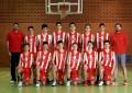 El Club Deportivo Baloncesto Segovia opta al título de liga en categoría cadete masculino