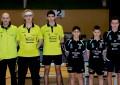 Jornada muy satisfactoria para el CD Seghos de Tenis de Mesa en  Burgos