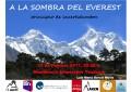 """Ciclos de Montaña 2017: """"A la sombra del Everest"""""""