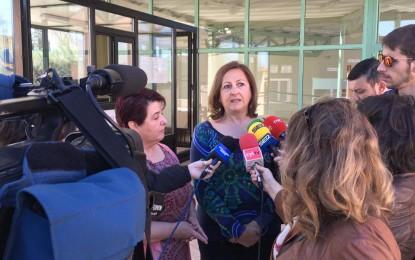 La Ciudad Deportiva de La Albuera presenta la reforma integral realizada en las Instalaciones por el IMD