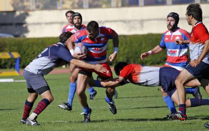 El BigMat Tabanera Lobos se queda a un paso de la victoria contra el Rugby Majadahonda