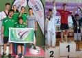 Medallas para el Taekwondo Miraflores-Bekdoosan