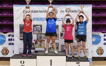 Ángela Rodríguez vuelve a subir al podium en el Torneo Estatal de tenis de mesa