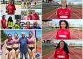 La Atleta del CAS-Ciudad de Segovia, Pilar Moreno López, consigue la mínima para el Nacional Cadete en 1000 m.l.
