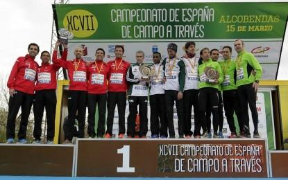 Actividades deportivas del fin de semana de los clubes Atletismo Segovia y Juventud Atlética Segovia