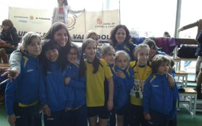 Sporting Segovia vuelve a triunfar en un Autonómico de Menores