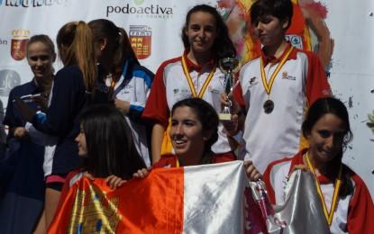 Crónica deportiva del fin de semana del CETA y del CAS Ciudad de Segovia