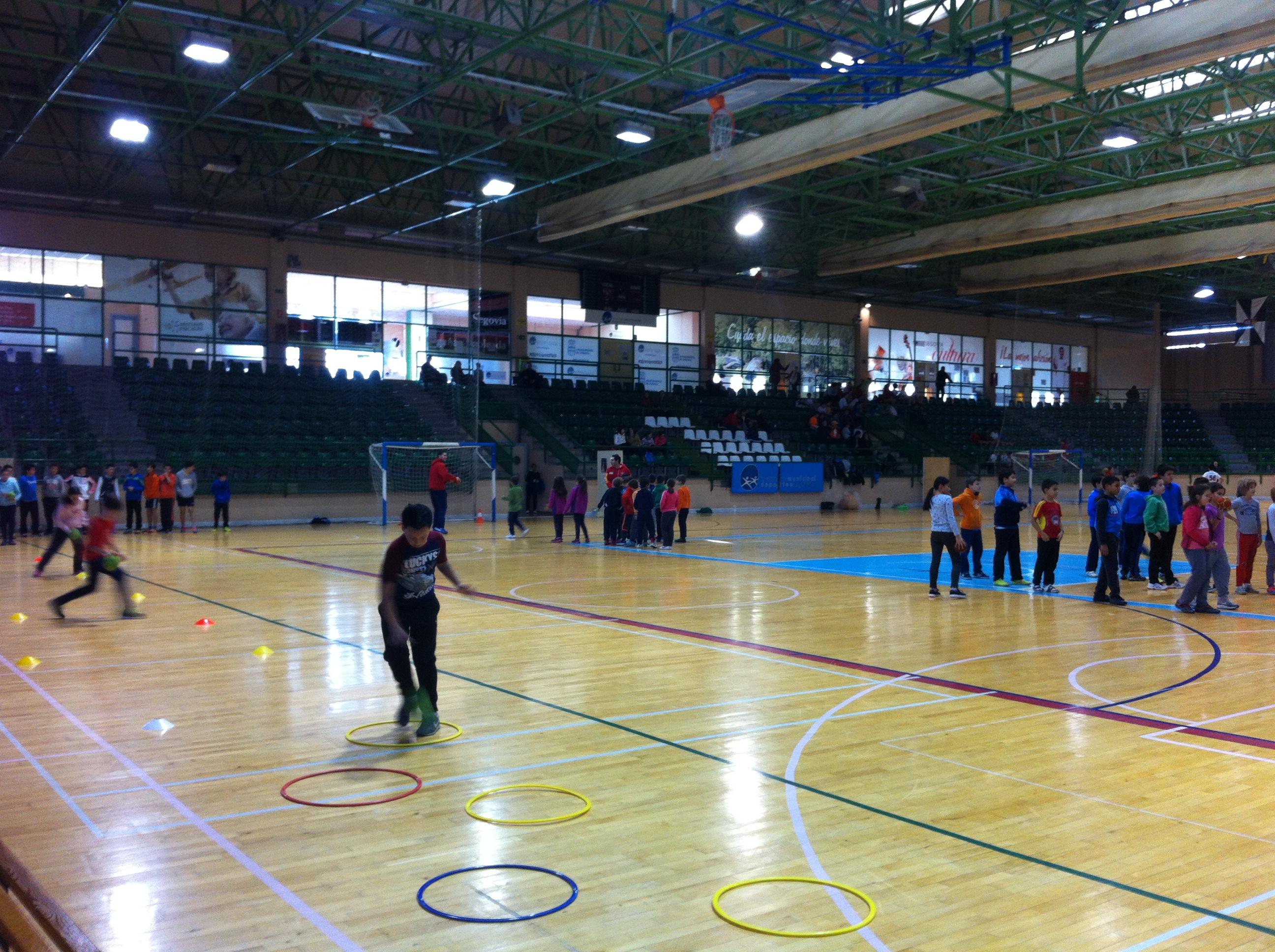 """Continúa abierta la inscripción en la """"Escuela de Balonmano Nava-IMD Segovia"""" para la temporada 2018/19"""