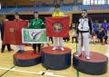 Enrique Herrero bronce en el Open de Taekwondo Ciudad de Barakaldo