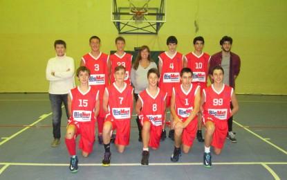 Basket 34 se jugará en Segovia el título Cadete de Segunda División Autonómica