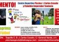 """Campamento de Verano en la Piscina Climatizada """"José Carlos Casado"""""""