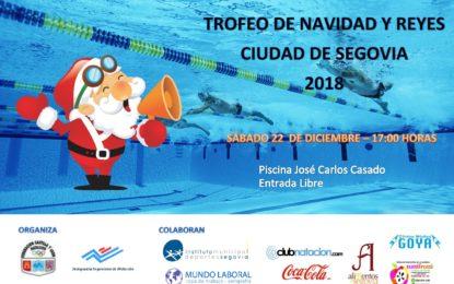 """Trofeo de Navidad y Reyes """"Ciudad de Segovia 2018"""""""