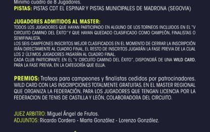 """V Circuito interprovincial Camino del Éxito 2018: """"Pasando por Segovia"""""""