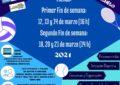 Curso de Formación de Monitores del Programa de Deporte Escolar en el Municipio de Segovia