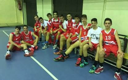 Clara victoria del Basket 34 Gig Mat Tabanera en el último partido de la primera vuelta de la fase por el título
