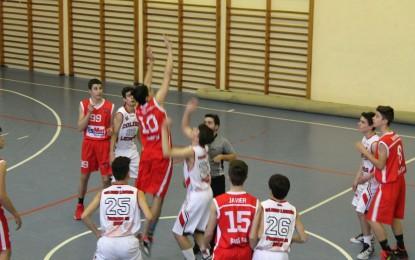 Basket 34 organizará la Final a Cuatro Cadete Autonómica Masculina de Segunda División