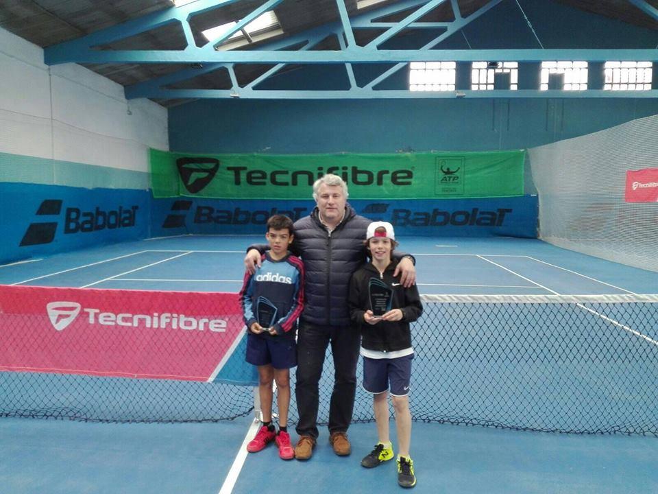 """Torneo de Tenis """"Camino del éxito pasando por Segovia"""""""