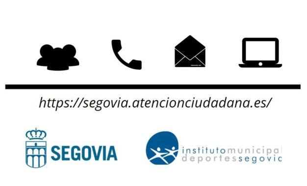 El Instituto Municipal de Deportes reanuda con cita previa la atención presencial a ciudadanos y deportistas