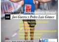 Los atletas Javier Guerra y Pedro Luis Gómez pondrán a disposición de los segovianos sus conocimientos y experiencia