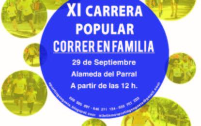"""XI Edición """"Correr en Familia"""""""