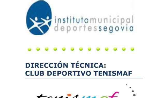 Club DeportivoTenismaf: VI Liga de Tenis de Veteranos