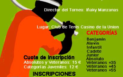 Club de Tenis Casino de la Unión: Campeonatos Provinciales de Segovia