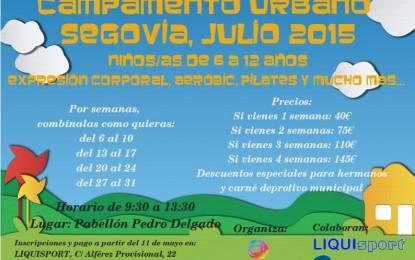 Menudo Movimiento presenta su Campamento de Verano para niños