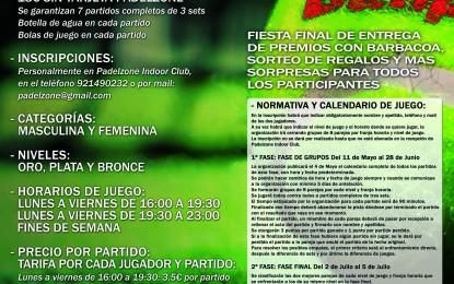 Liga Verano Padelzone Indoor Club
