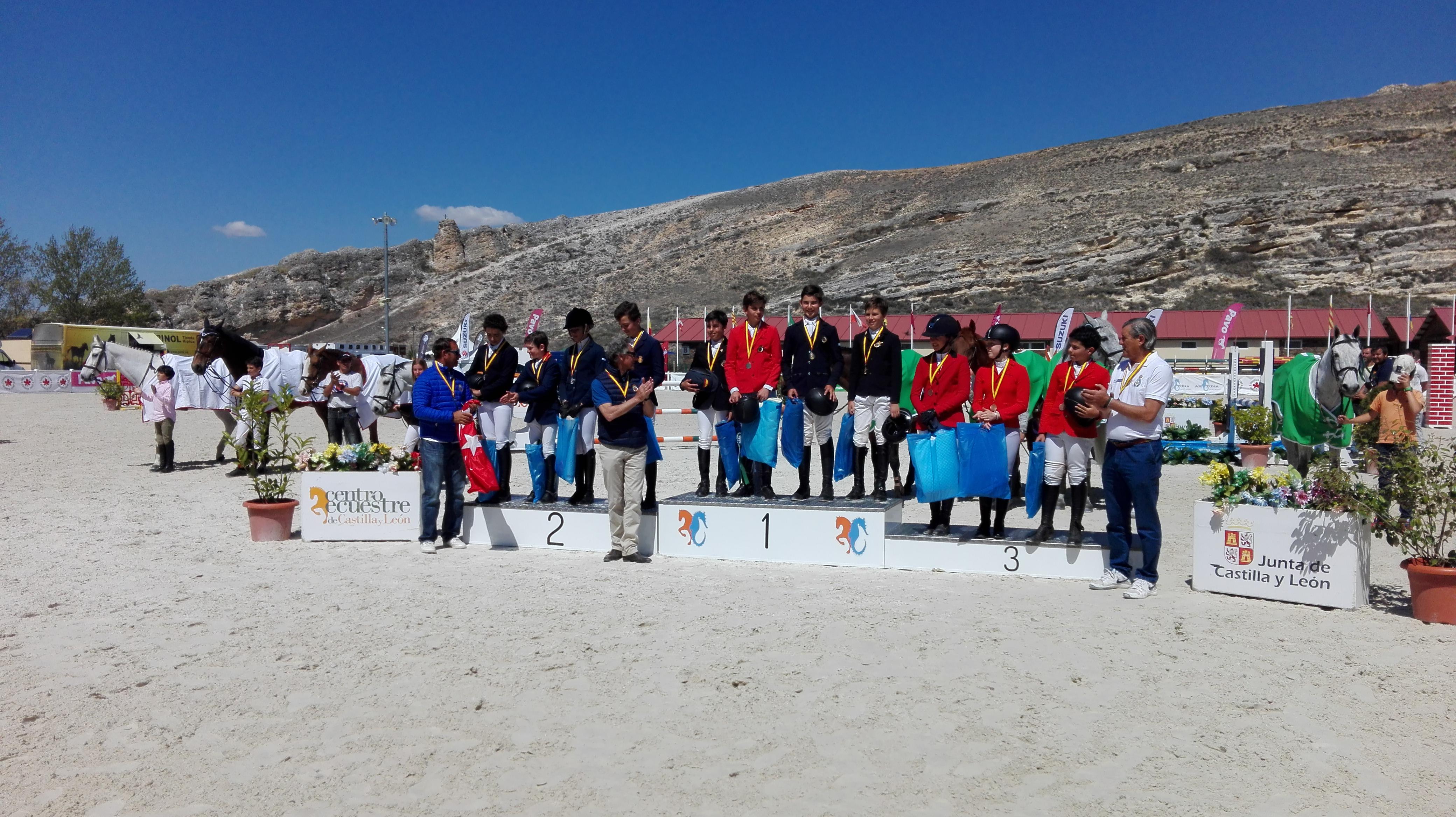 Segovia, sede del Campeonato de España de Salto de Menores 2017