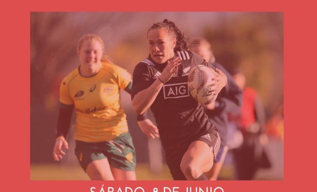 Clinic de Rugby para categorías Femeninas
