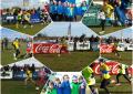 Los atletas del Sporting Segovia en los Autonómicos de Lanzamiento y Campo a Través