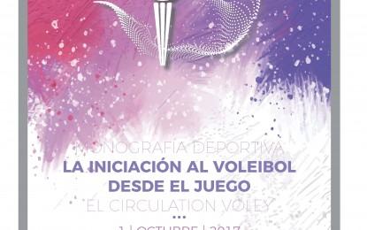 """Curso de Formación: """"La iniciación al Voleibol desde el juego. El Circulation Voley"""""""