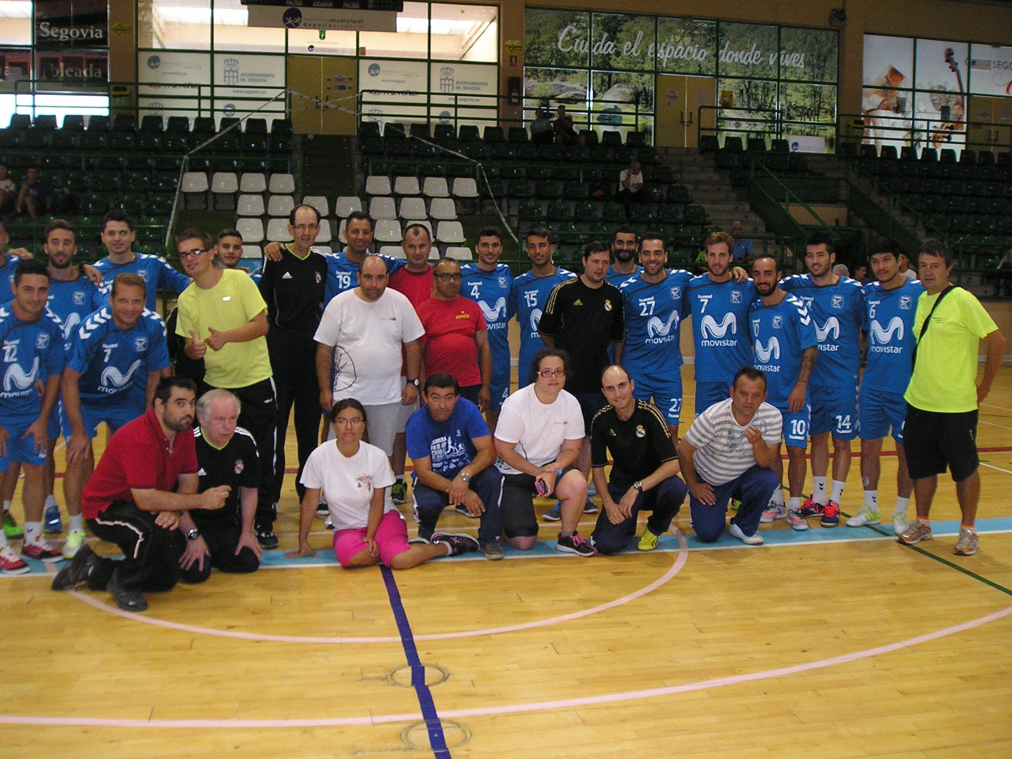 Nueva temporada para la Escuela de Deporte Adaptado Fundación Real Madrid-IMD