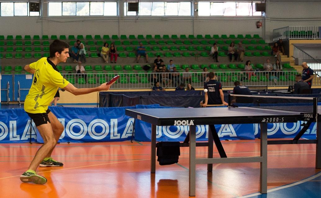 Crónica del Fin de Semana: C.D. Seghos de Tenis de Mesa