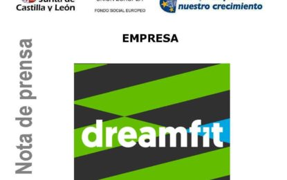 Aula Empresa – TAFAD I.ES. La Albuera IV: Dreamfit Segovia