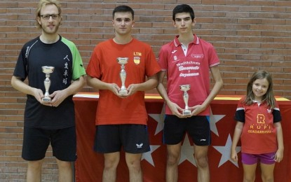 Éxito del Seghos en el Torneo de Guadarrama