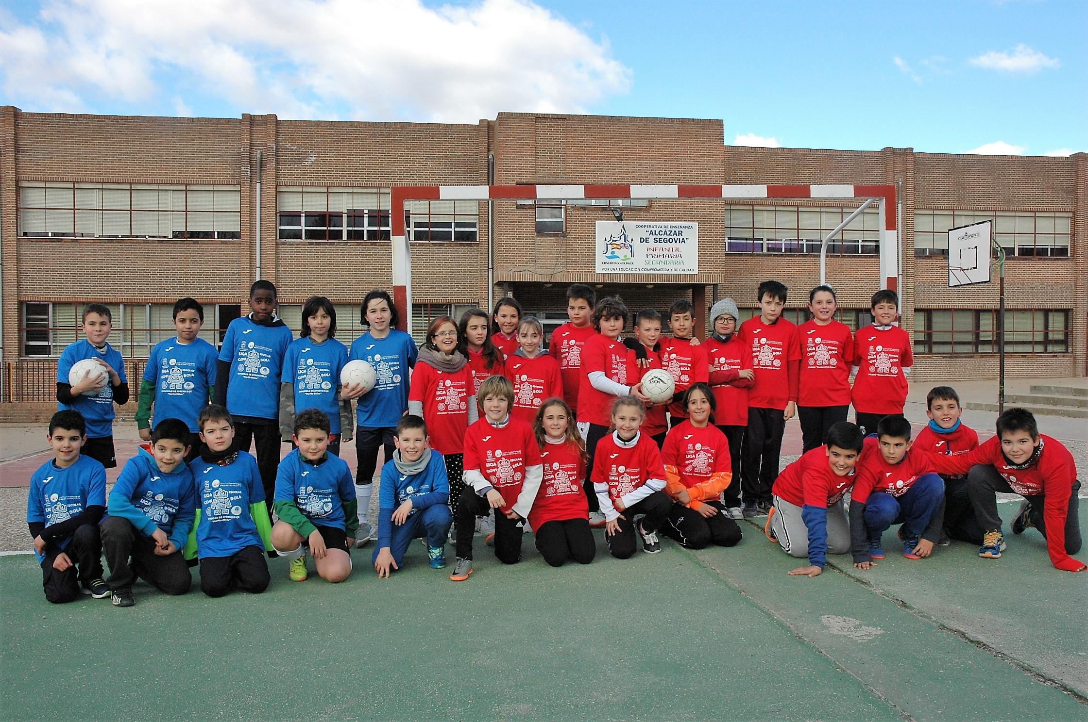 Comienza la Liga Govibola de Fútbol-Sala en categoría Benjamín