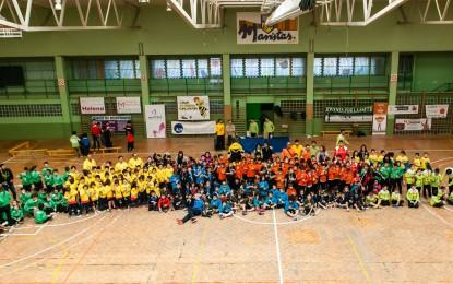 Liga Avispa Calixta organizada por el C.D. Base disputó su última jornada