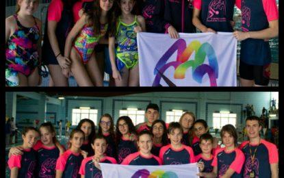 """Gran actuación del Club segoviano de natación IMD """"Ciudad de Segovia"""" en la 3ª Jornada de Liga Territorial"""