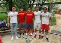 Espacio Tierra vence al Club de Tenis Leganés en el Campeonato de España por equipos