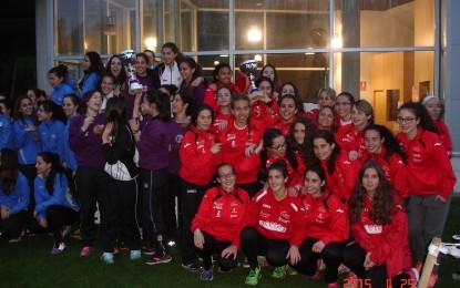 El CAS-Ciudad de Segovia consigue el tercer puesto en categoría femenina y el Hotel Cándido el cuarto puesto en masculina en el Autonómico de Clubes absoluto