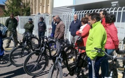 El Ayuntamiento de Segovia sigue facilitando bicicletas a los trabajadores municipales