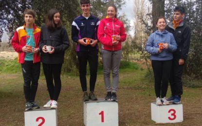 Excelentes resultados de Maristas Segovia el fin de semana pasado en la Liga Norte de Orientación