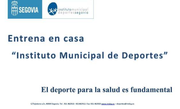 Entrena en casa con el Instituto Municipal de Deportes (13)