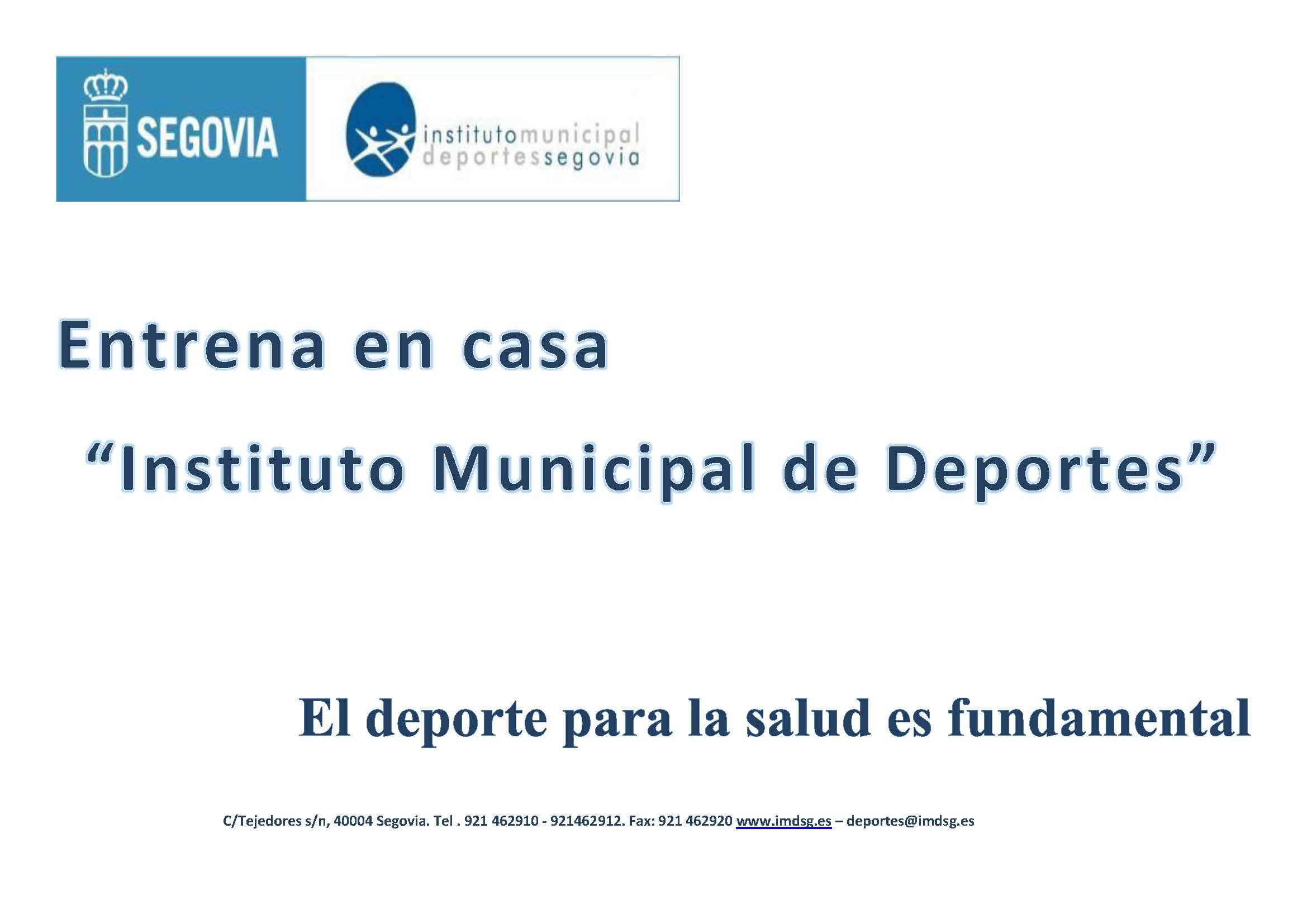 Entrena en casa con el Instituto Municipal de Deportes (9)