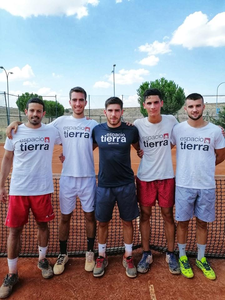 Espacio Tierra vence al Club de Terni Oasis de Murcia en el Campeonato de España por equipos
