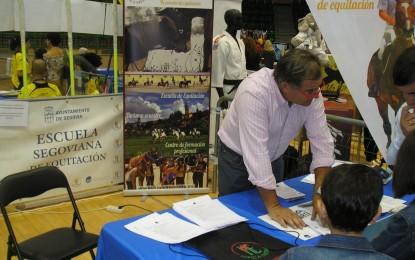 Abierto el plazo de inscripción en la Escuela Segoviana de Equitación para el Curso 2015-16