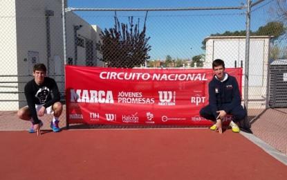 El Club de Tenis Espacio Tierra buen comienzo de temporada