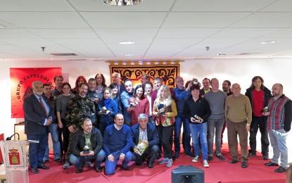 """El grupo """"San Simón"""" galardonado con el Premio Nacional en el Campeonato de España de Espeleogía"""