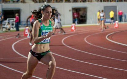 Sara Gómez Álvarez consigue mínima para el Campeonato de España Absoluto de Pista Cubierta
